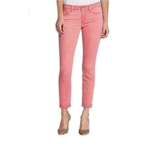 Jessica Simpson forever rolled skinny jean